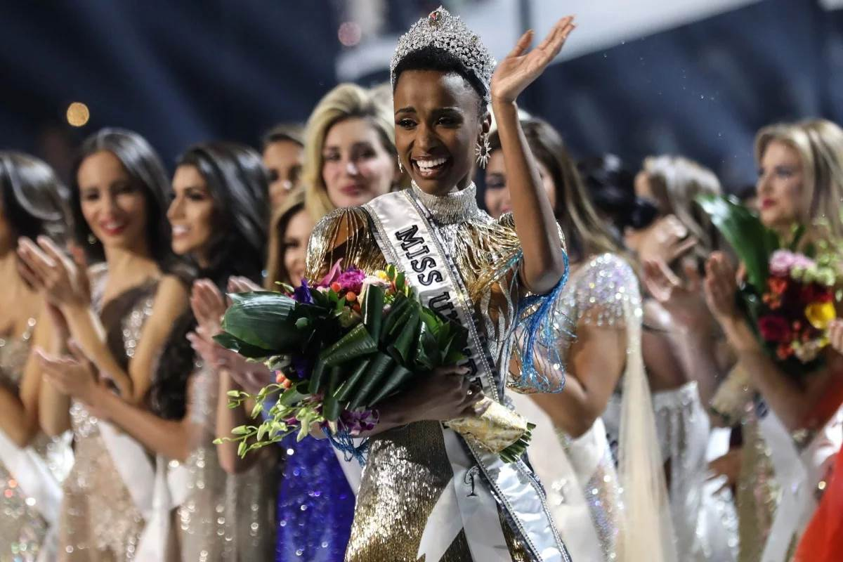 Miss Universe Pageant Crowns 2019 Winner Zozibini Tunzi of South Africa
