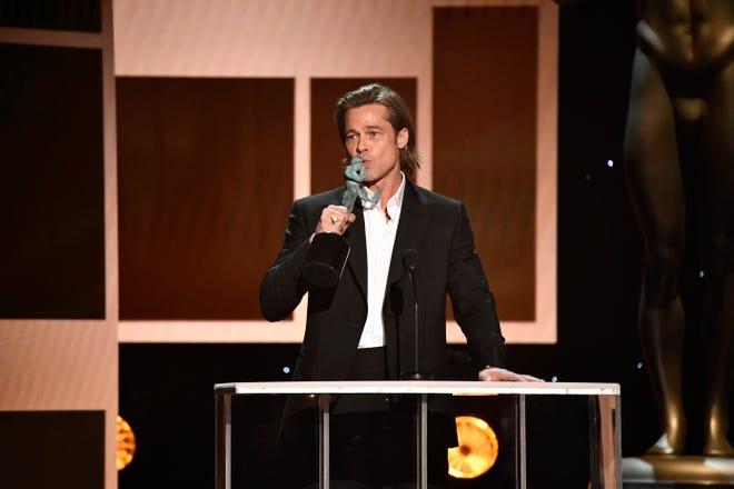 Brad Pitt-SAG Awards 2020