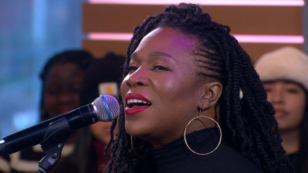 India Arie-GMA Performance-January 20th 2020