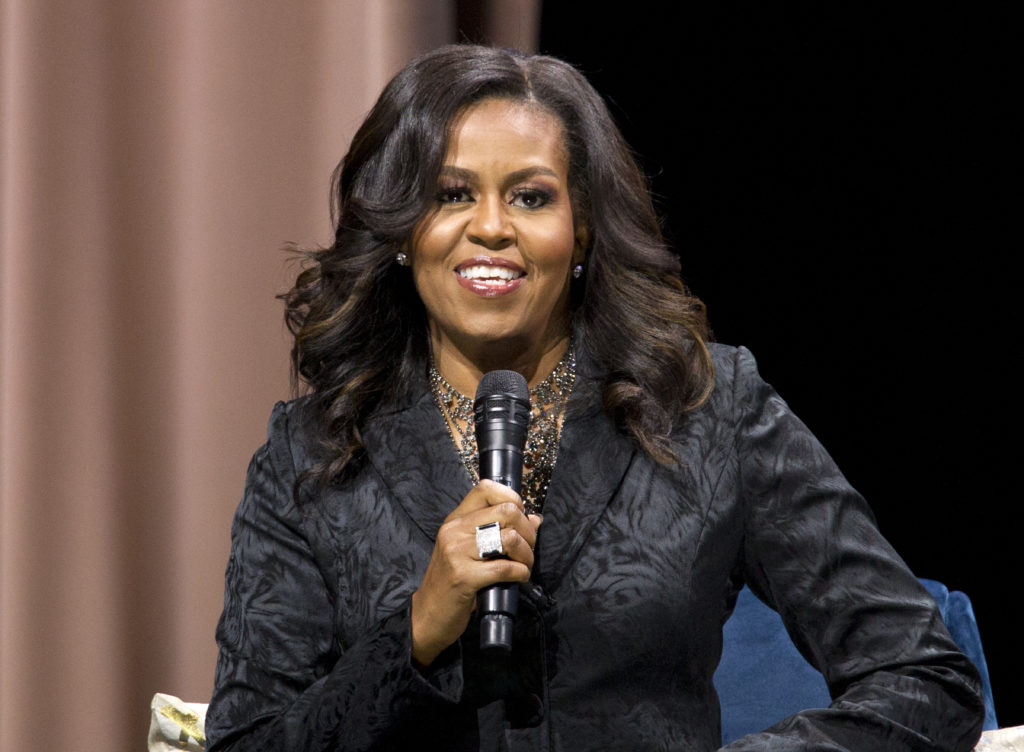 Michelle Obama Celebrates A Birthday And Launches New IGTV Show