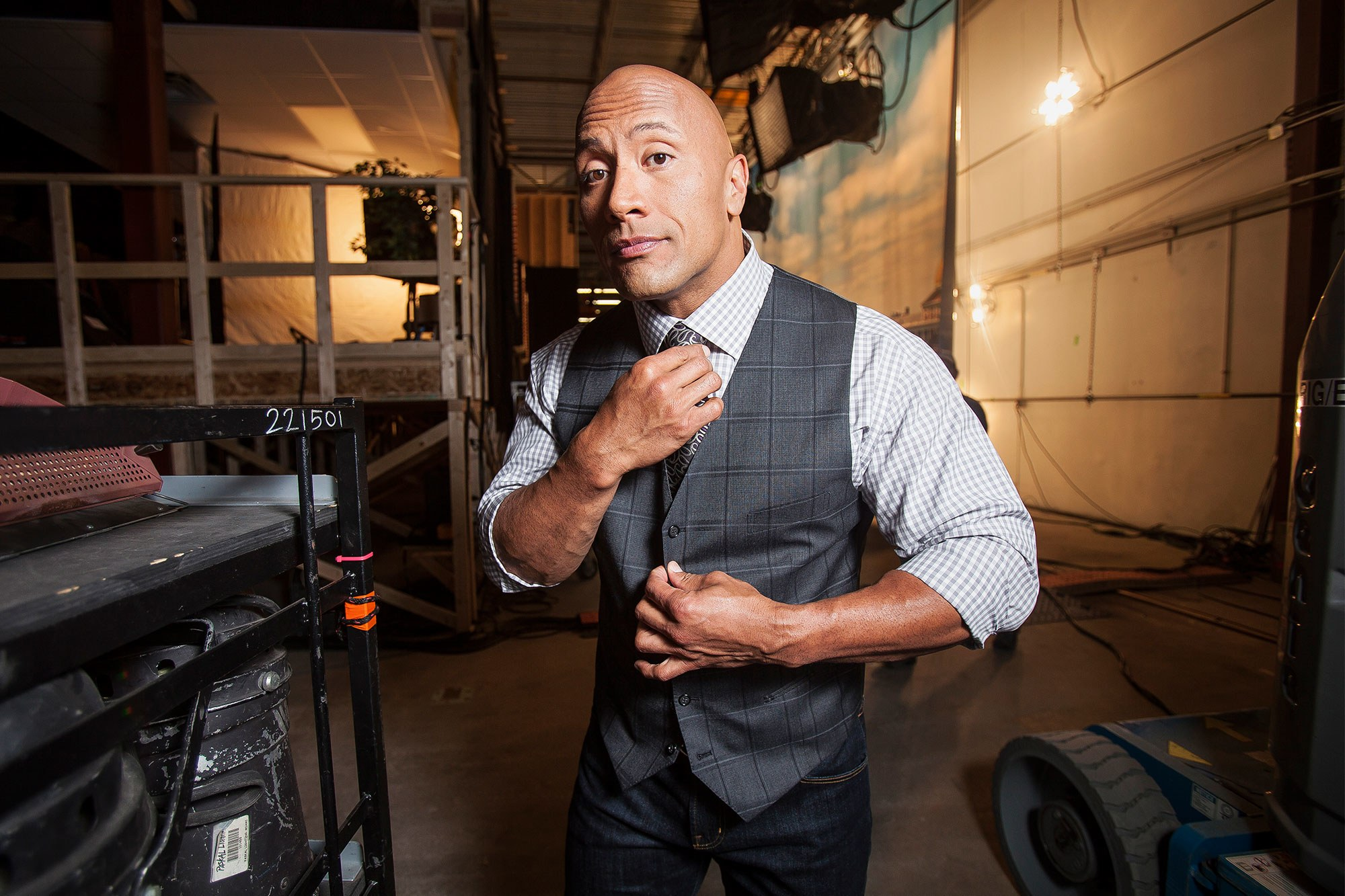 The Rock Remembers His Father Amid News of New NBC Show