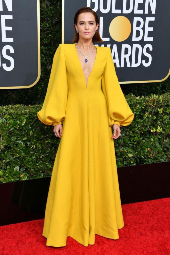Top Golden Globes 2020 Red Carpet Fashion