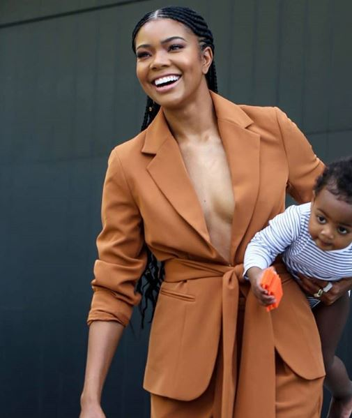 The Times Gabrielle Union Shared Her Love For Daughter Kaavia James
