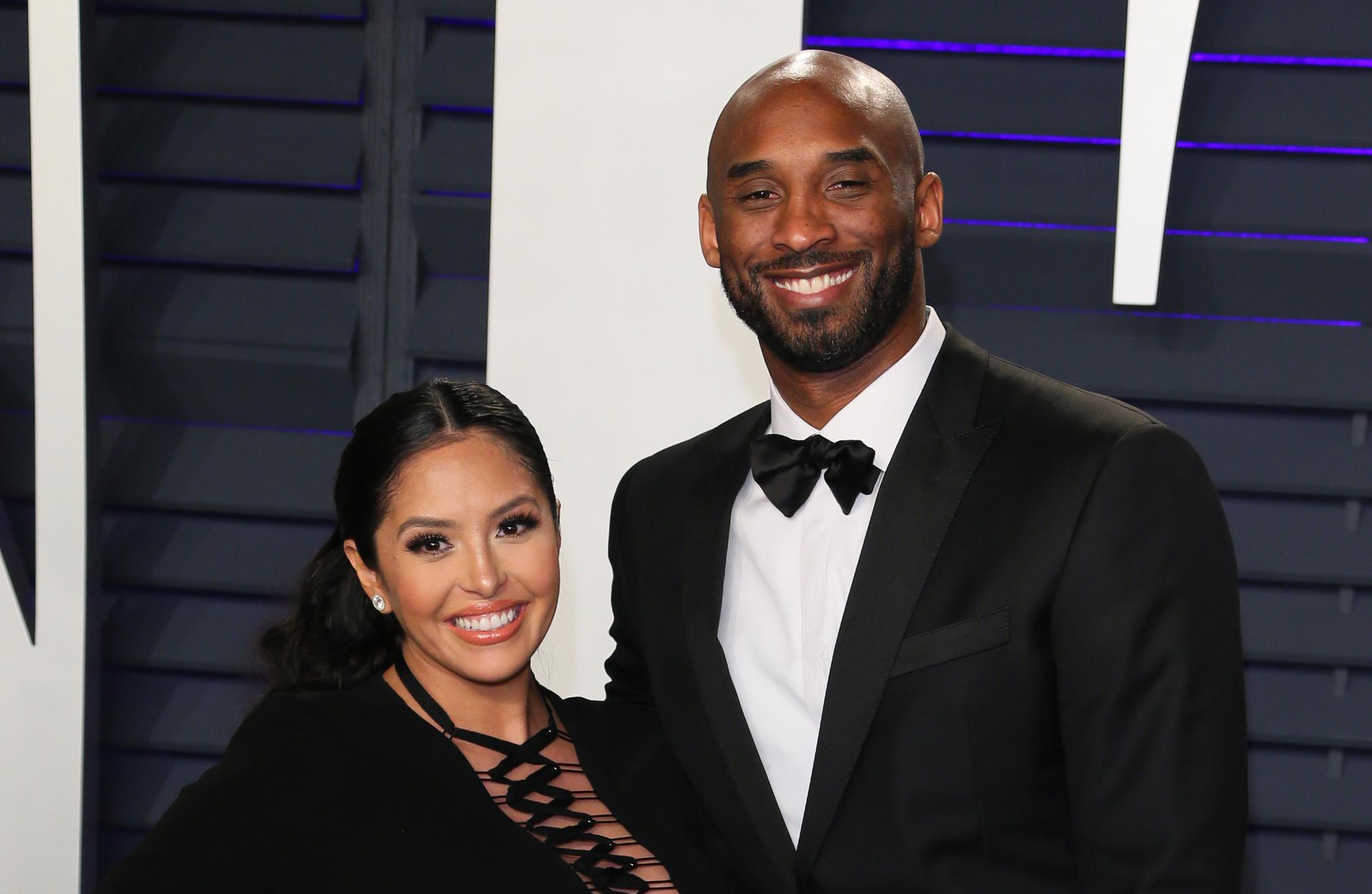 Vanessa Bryant Remembers Husband Kobe's Words To Her