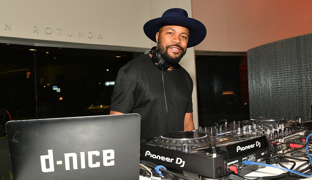 DNice on Jimmy Fallon After His Popular Quarantine Parties Ignite the World