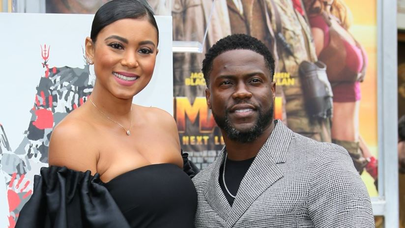Kevin Hart Announces on Instagram Wife Eniko is Expecting