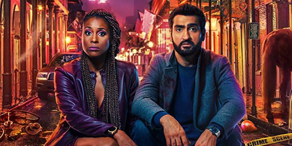 "Issa Rae and Kumail Nanjiani in Rom-Com ""The Lovebirds"""