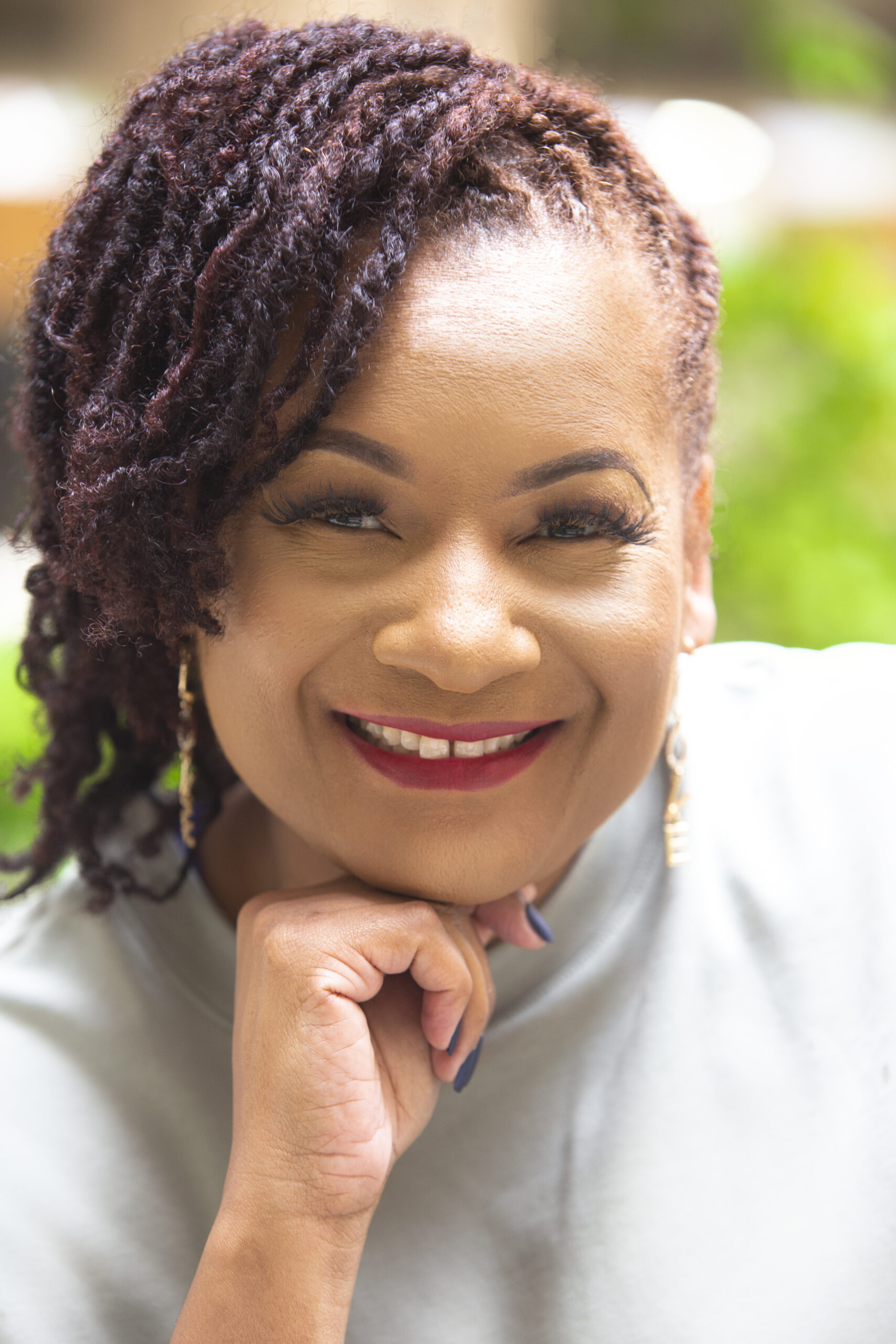 Grief and Wellness Coach Nickcole Byrd Gives Women The Tools They Need To Heal