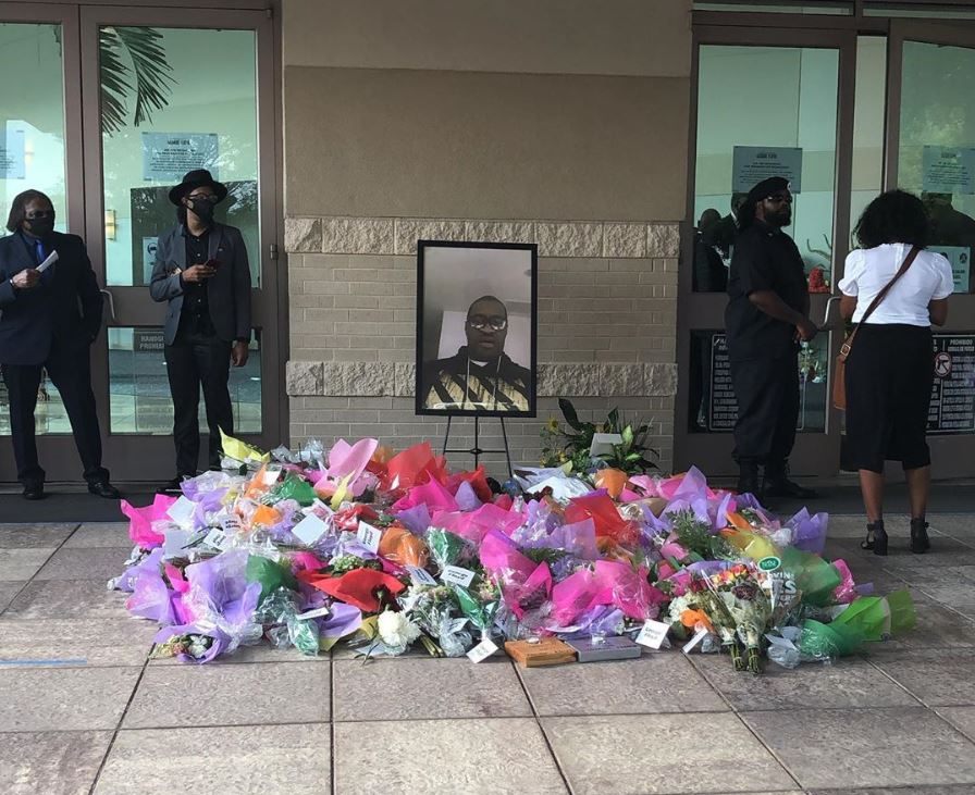 Remembering George Floyd As He is Laid To Rest In Houston