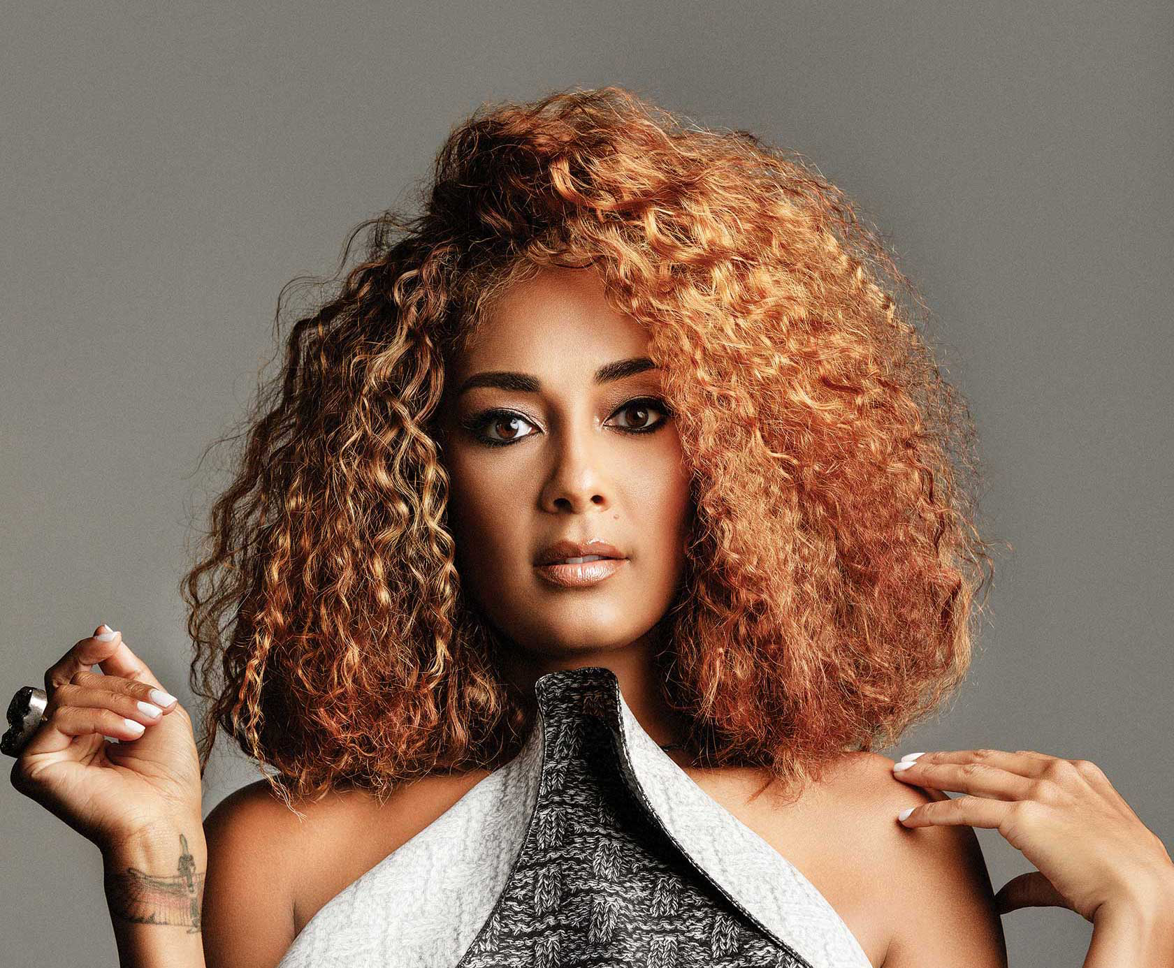 "Amanda Seales Exits ""The Real"" Daytime Talk Show Due to Lack of Black Voices"