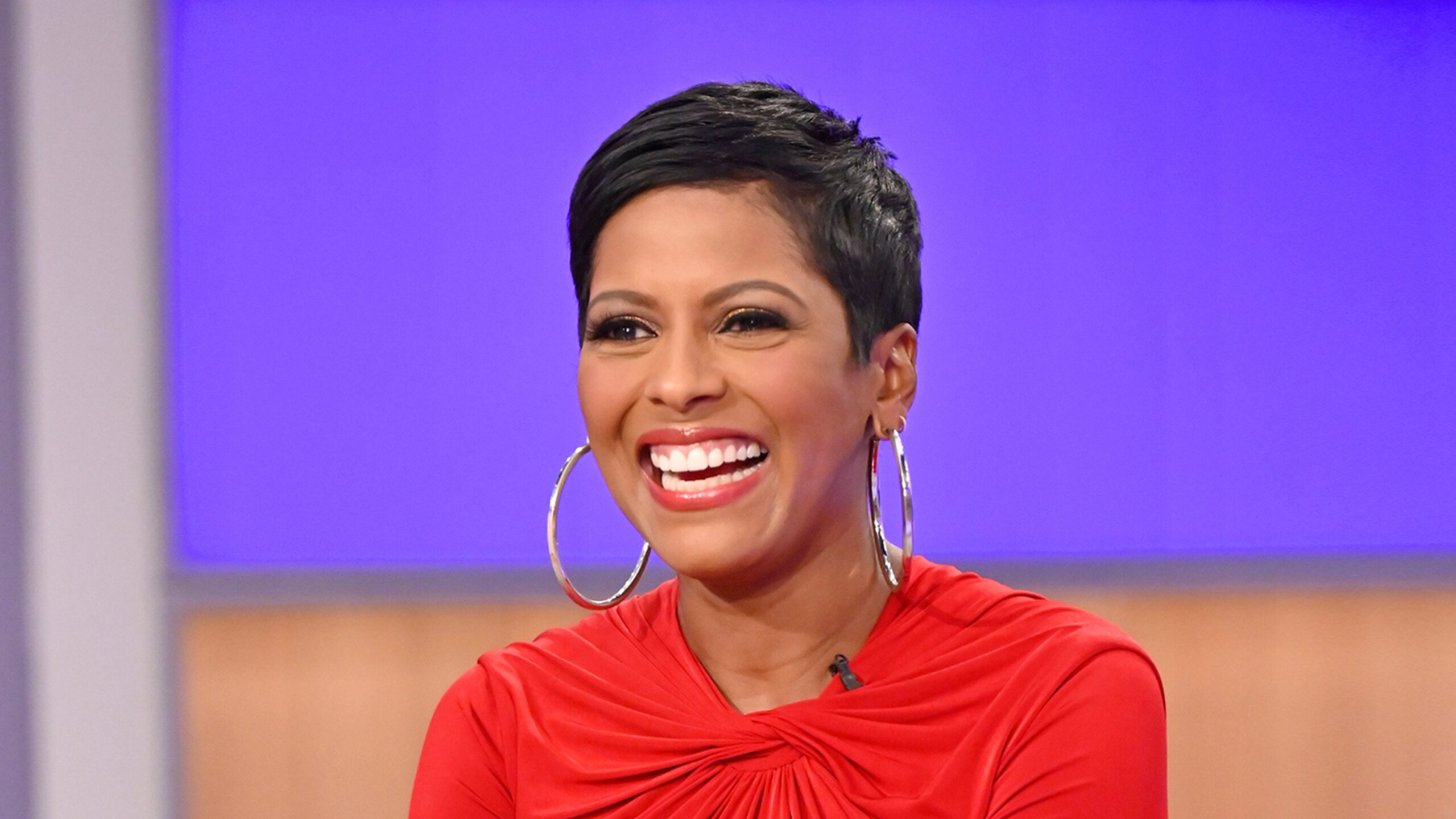 Tamron Hall Wins Daytime Emmy For Outstanding Informative Talk Show Host