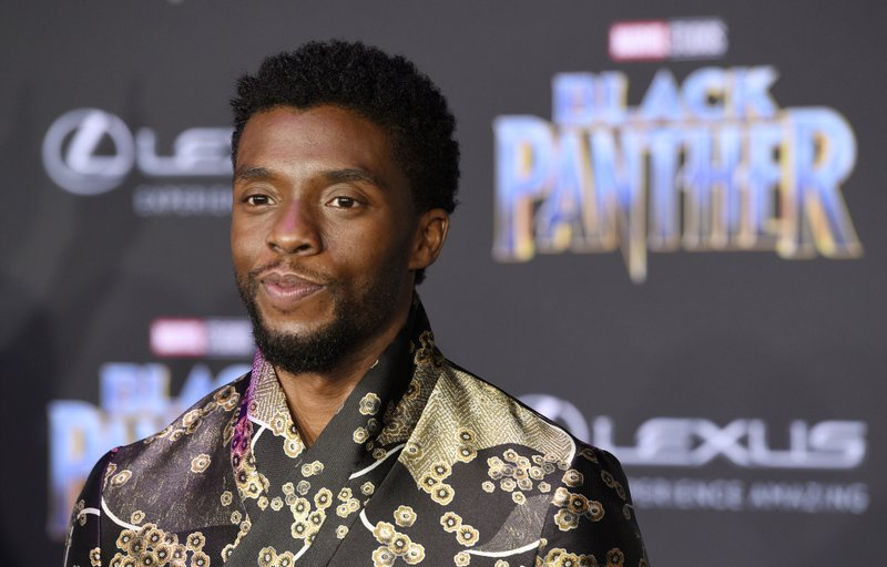 "Chadwick Boseman ""Black Panther"" Dies at 43 of Colon Cancer"