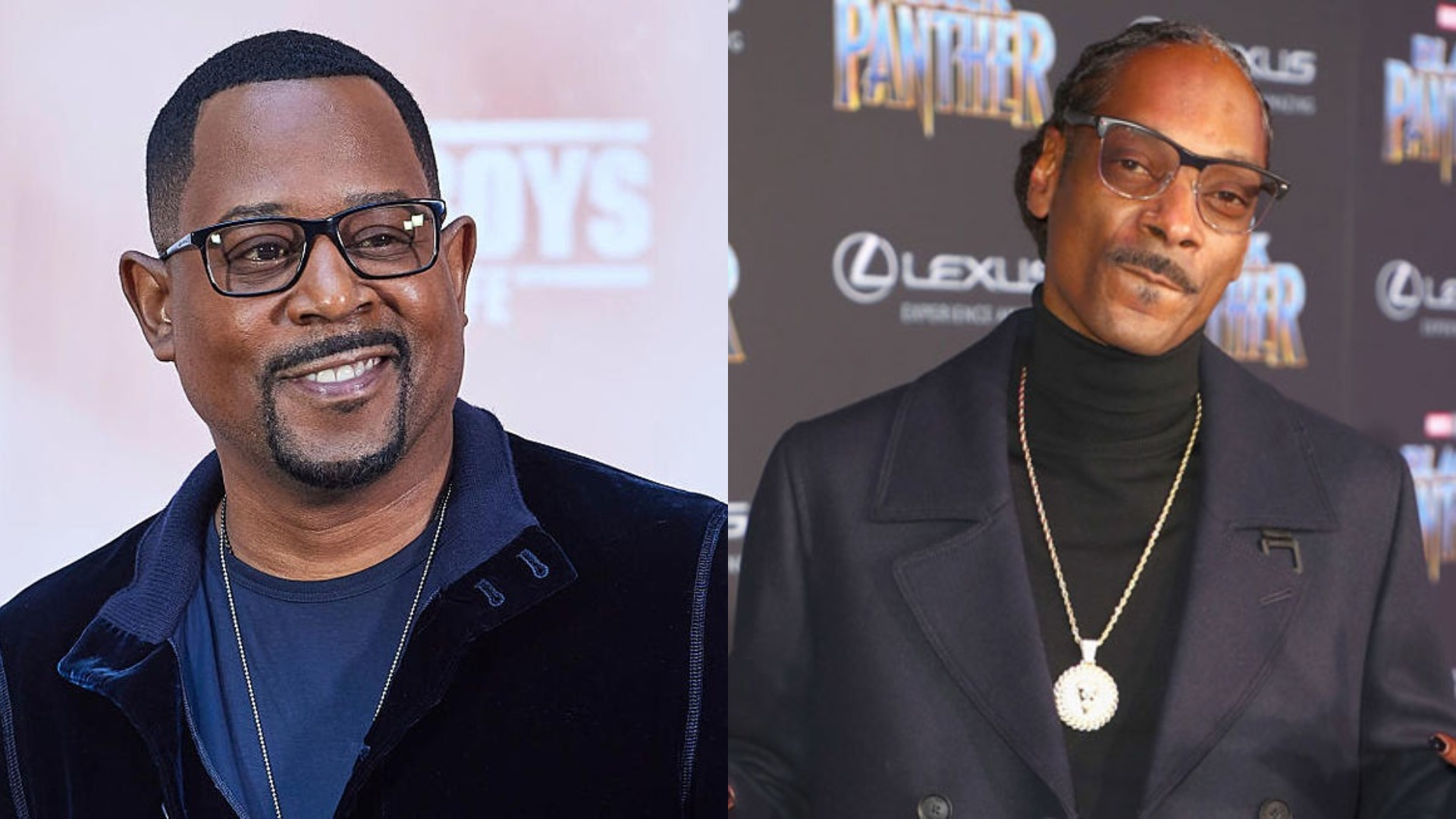 """Martin Lawrence and Snoop Dogg to Star in New Political Drama """"Game"""""""