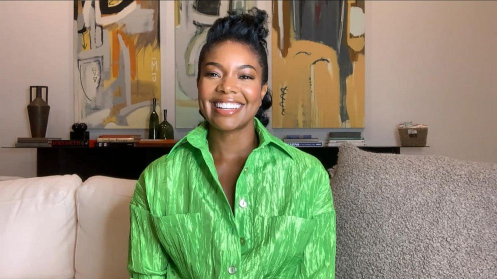Gabrielle Union_Good Morning America_9-8-2020
