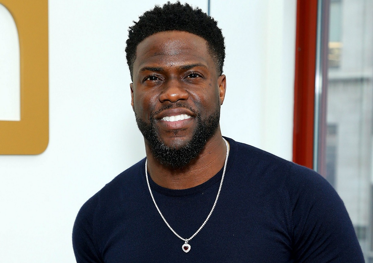 Kevin Hart New Host of Muscular Dystrophy Association Telethon