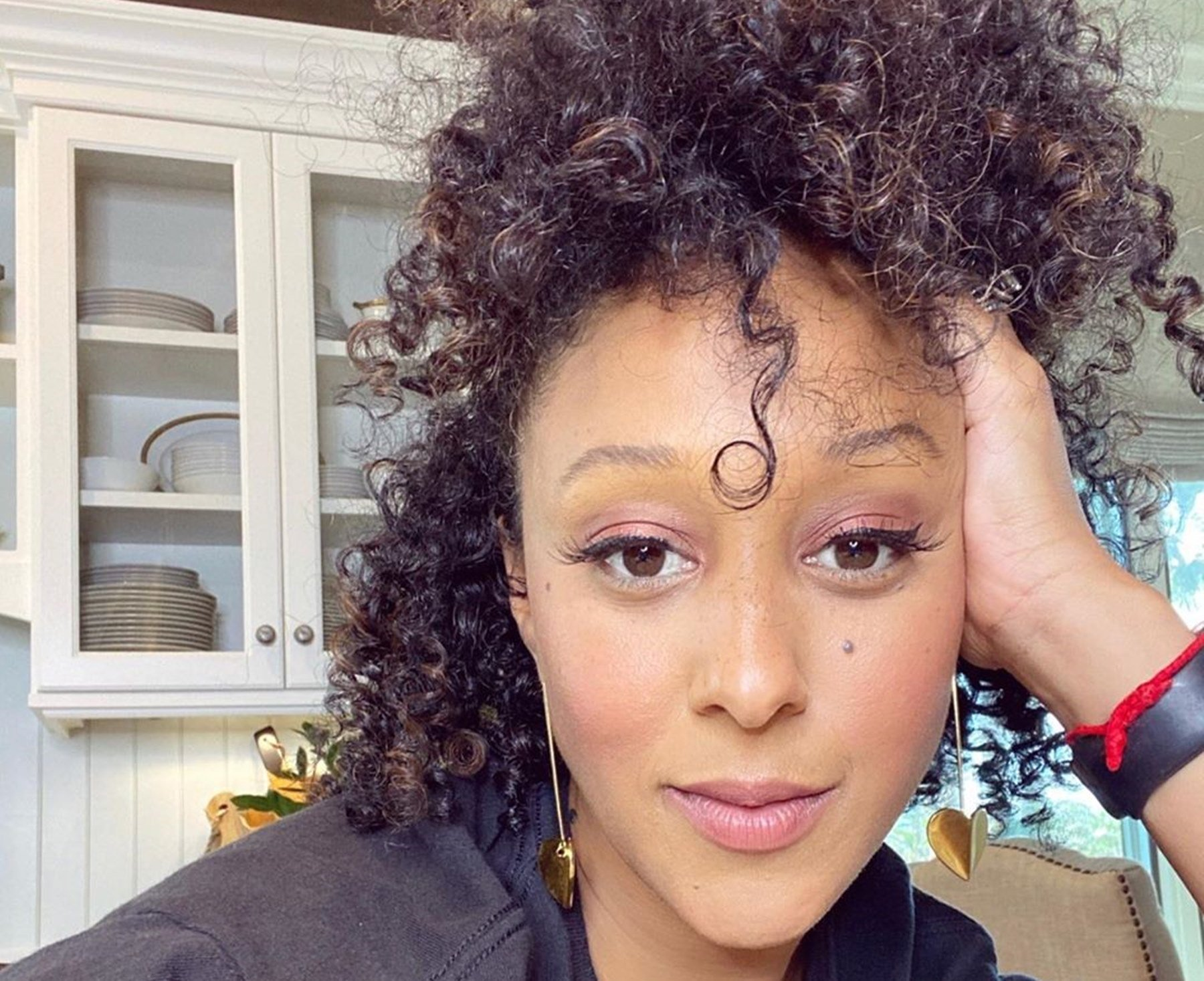 Tamera Mowry-Housley Embraces Her Post-baby Body