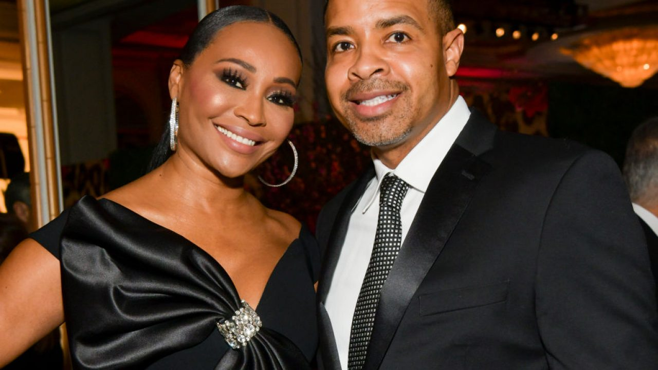 RHOA's Cynthia Bailey Marries Mike Hill In Beautiful Georgia Ceremony