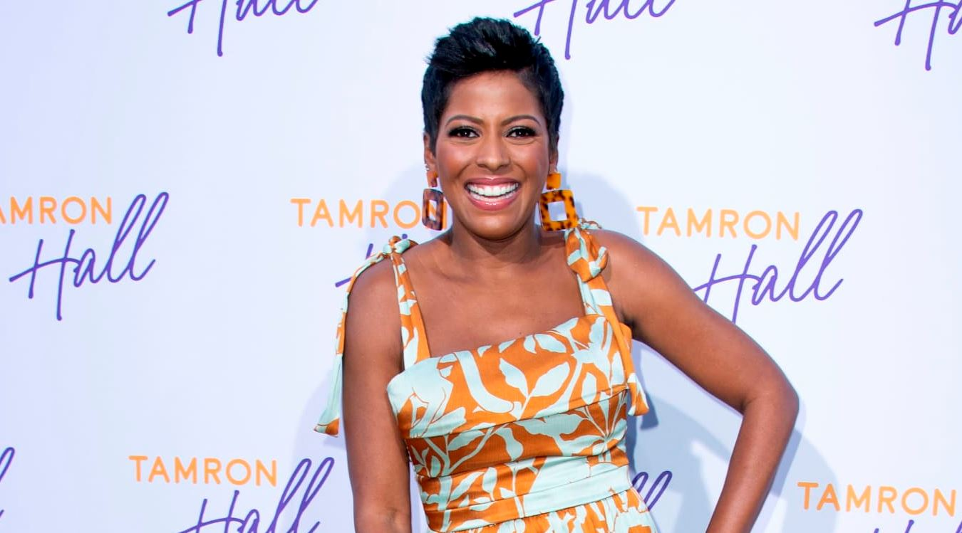 "The ""Tamron Hall Show"" Renewed For Third Season"