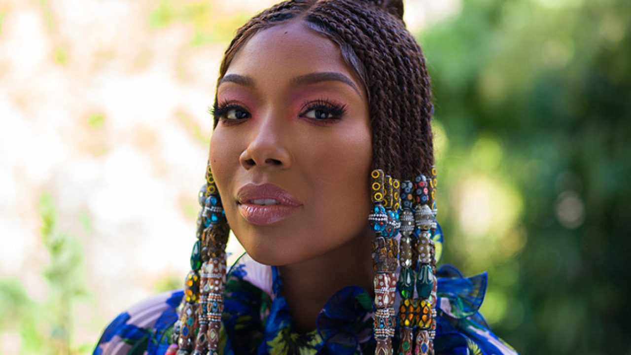 "Brandy Shows Off Rap Skills In Remix of ""I Wanna Be Down"""
