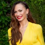 Karina Smirnoff shows off adorable son