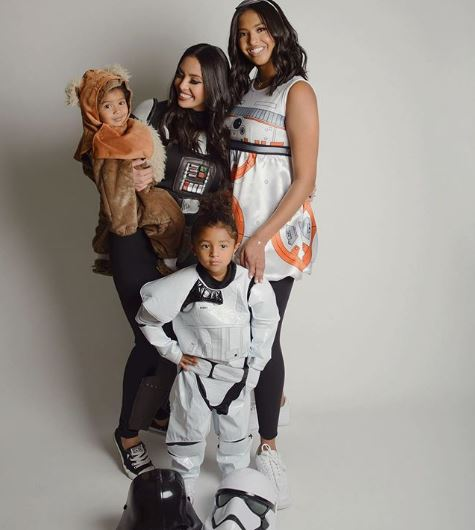 Vanessa Bryant Keeps Family Halloween Tradition Going