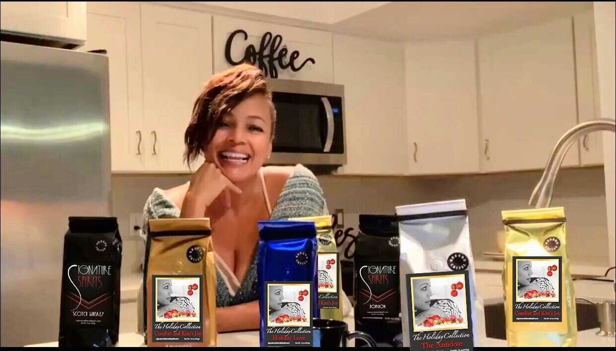 "Exclusive: Kim Fields Talks ""Signature Blends by KF"" Holiday Collection, Family and Career"