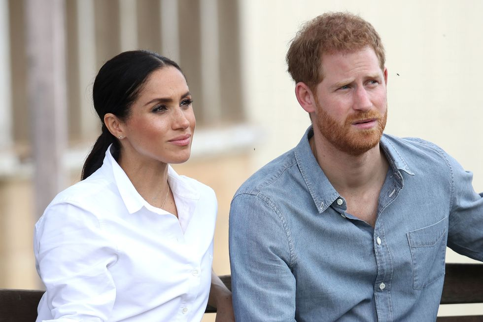 Prince Harry and Meghan Markle Ink Spotify Podcast Deal