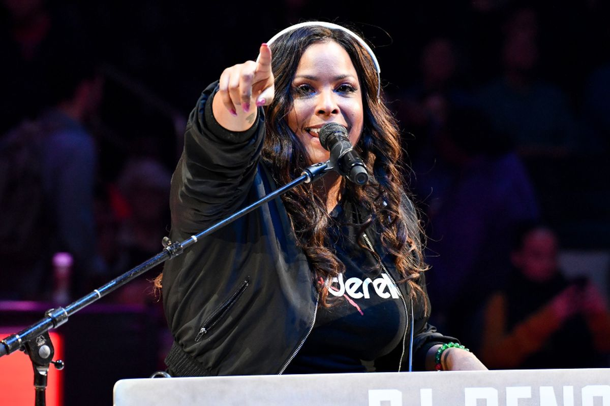 DJ Spinderella Excluded from the Production of Salt-N-Pepa Biopic