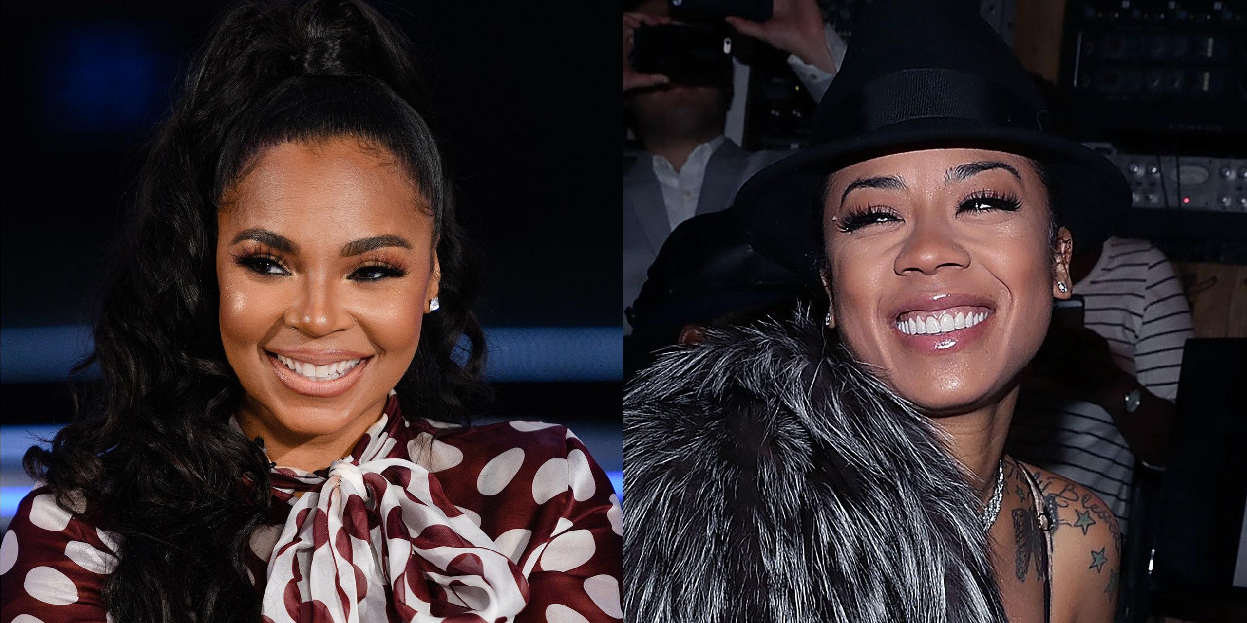 Verzuz Battle: Ladies Night With Ashanti vs. Keyshia Cole