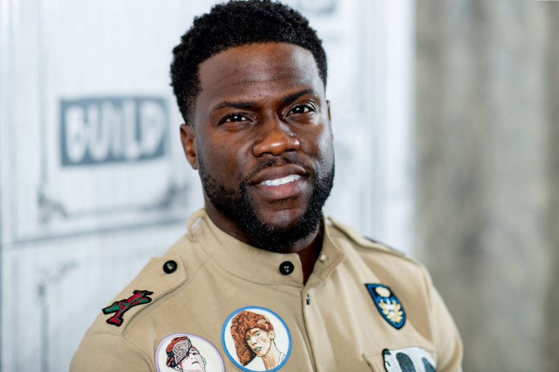 "Kevin Hart Joins Cate Blanchett in the movie ""Borderlands"""