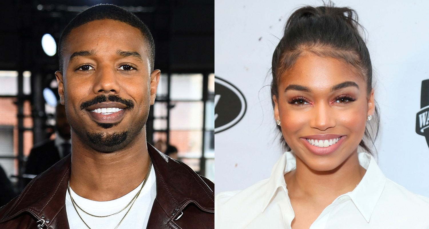 Michael B. Jordan and Lori Harvey Confirm Relationship Status on Instagram