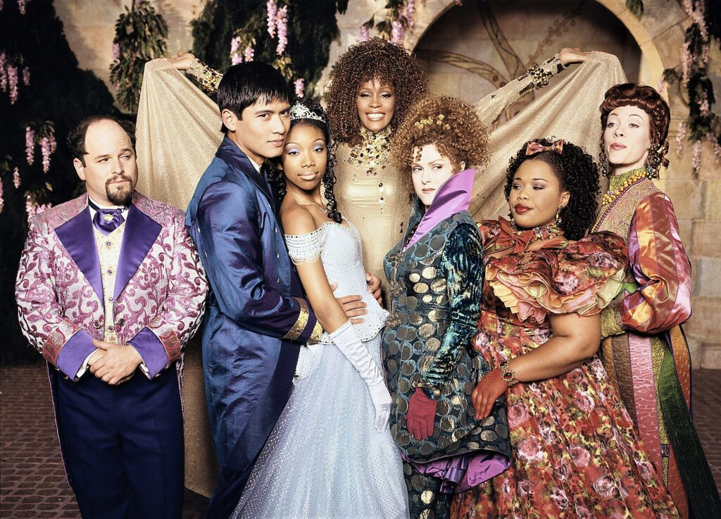 RODGERS AND HAMMERSTEIN'S CINDERELLA FULL CAST