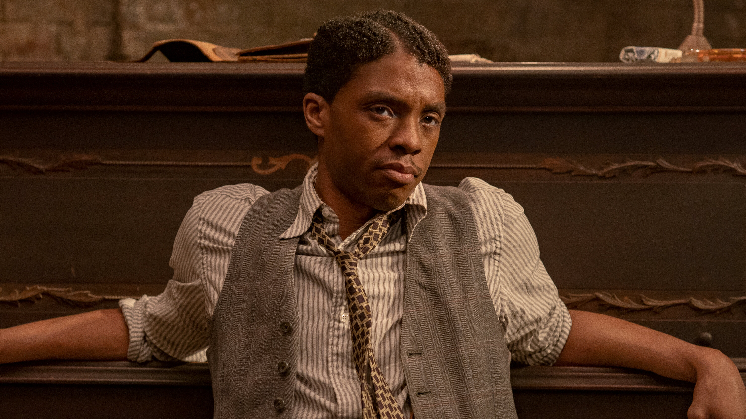 Chadwick Boseman Posthumously Nominated for Golden Globe