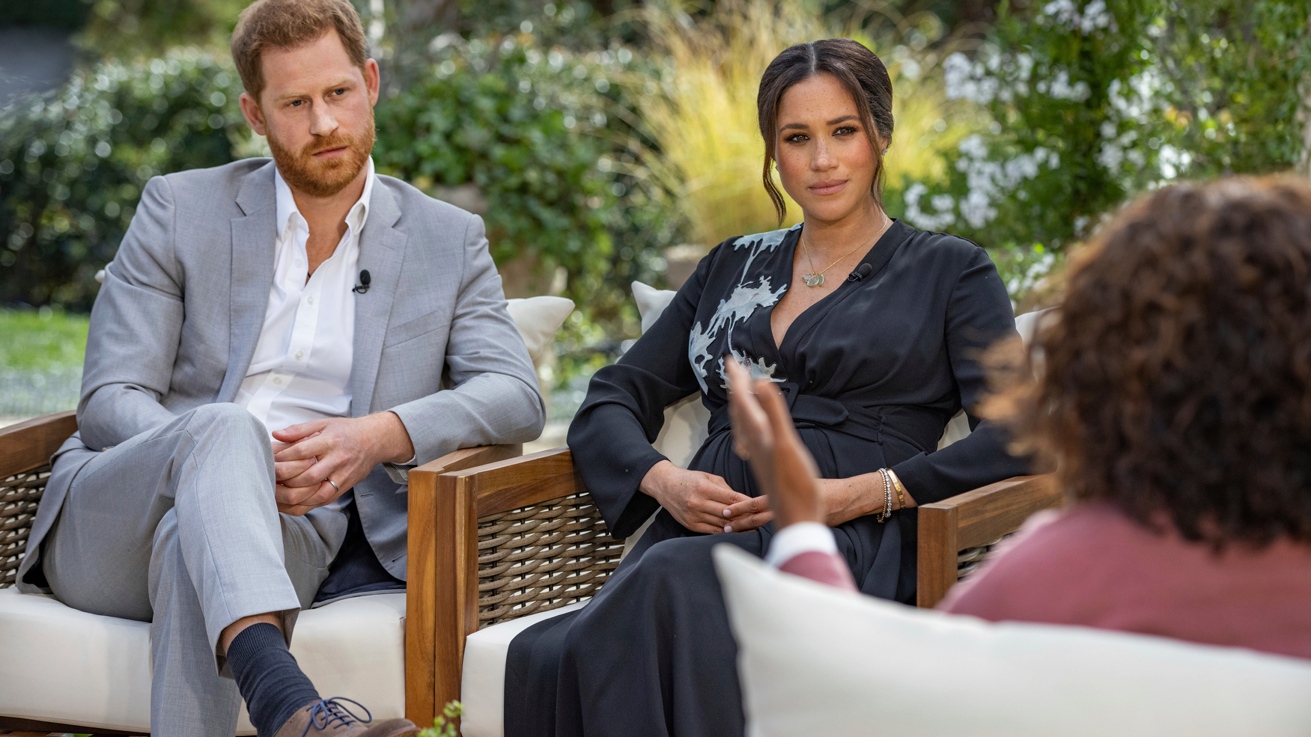 The Duke and Duchess of Sussex Open Up About Life in The Royal Family