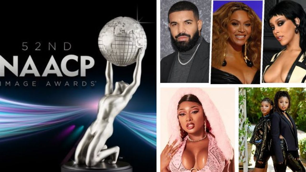 The 52nd NAACP Image Awards Was a Night to Remember