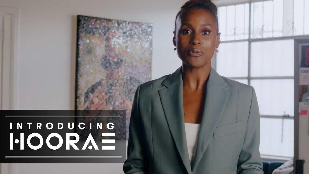 Issa Rae Introduces Her New Production Company: HOORAE
