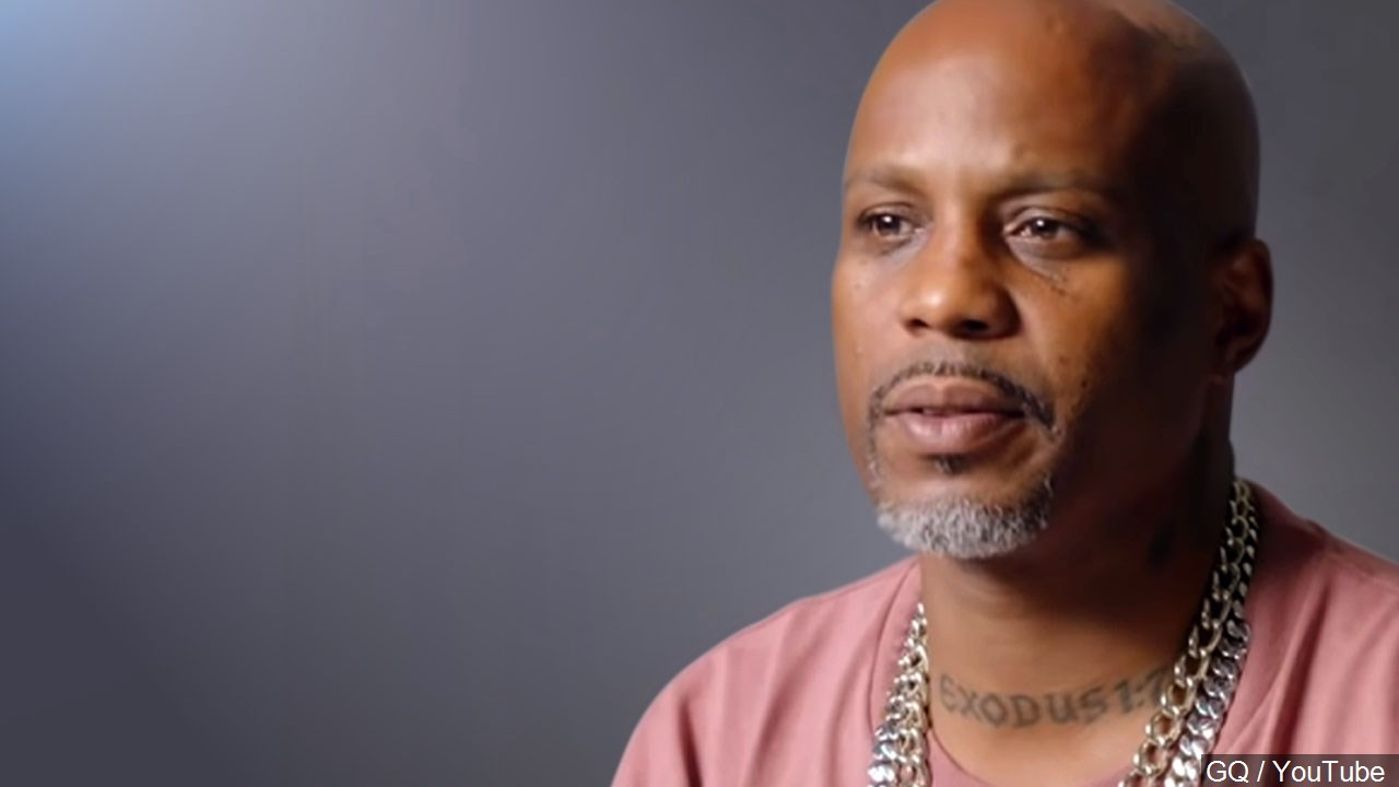 DMX is Hospitalized After Heart Attack