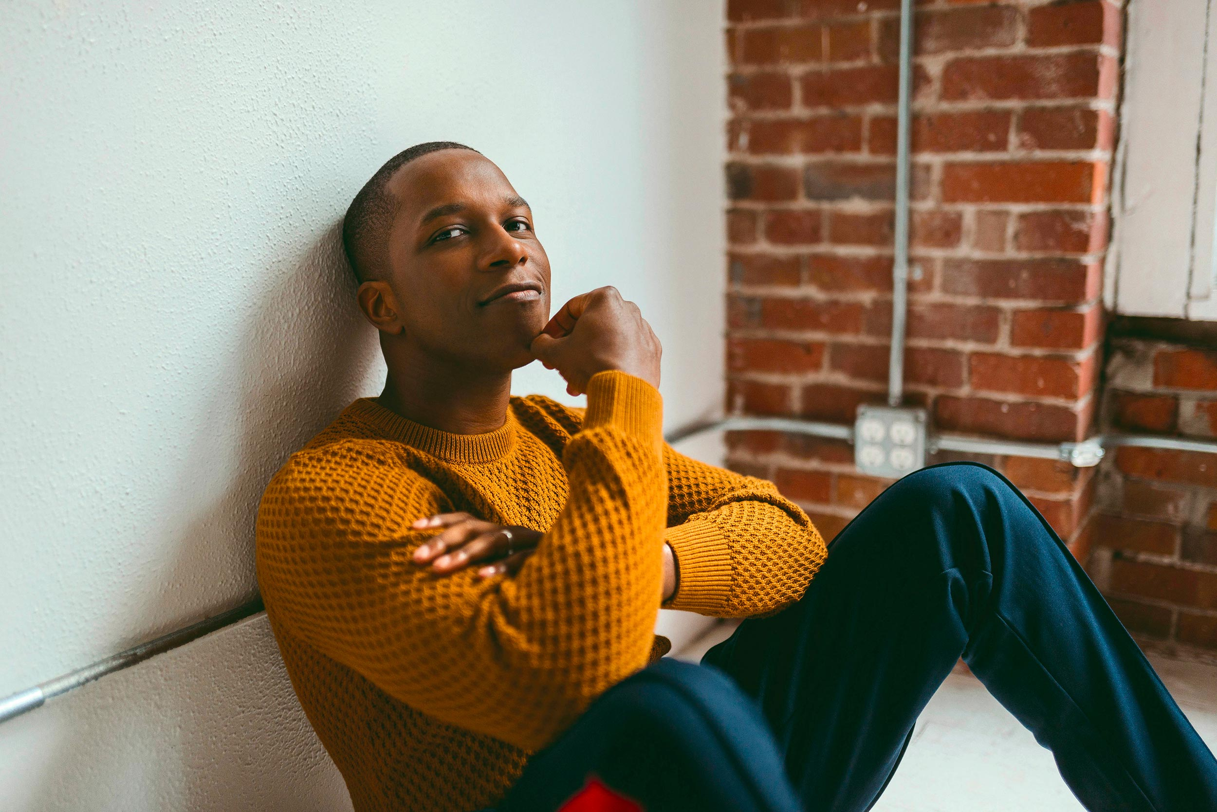 Leslie Odom Jr.: Reason No.101 On Why You Should Never Place Anyone in a Box