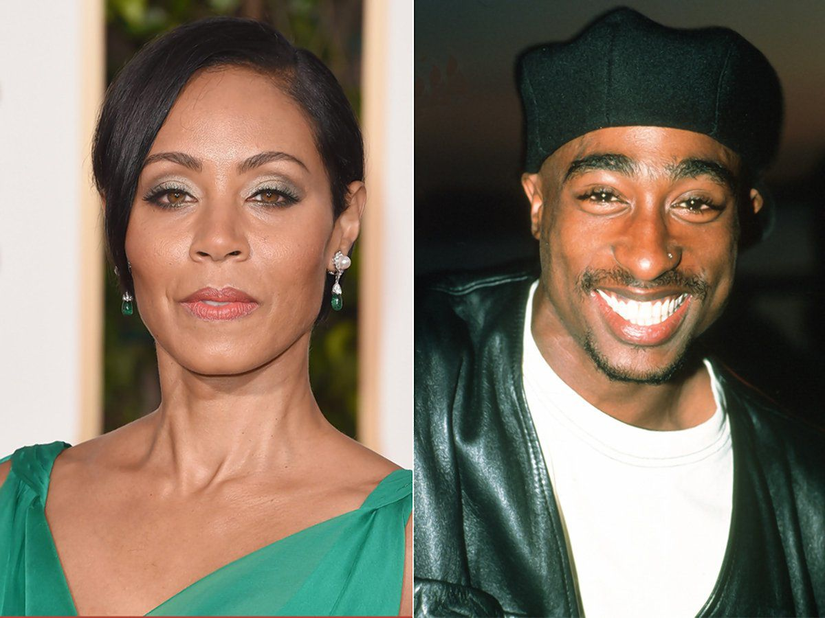 Jada Pinkett Smith Shares a Never-Before-Seen Poem of Tupac to honor His 50th Birthday