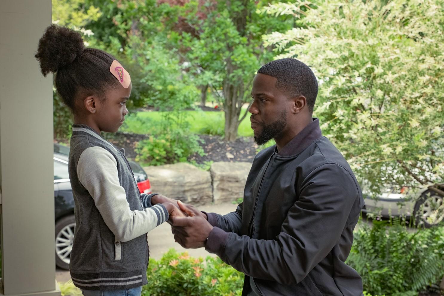 "3 Reasons Kevin Hart's ""Fatherhood"" Shifts the Negative Talk of Black Dads"