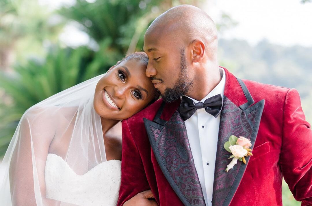 Issa Rae Marries Louis Diame in South France