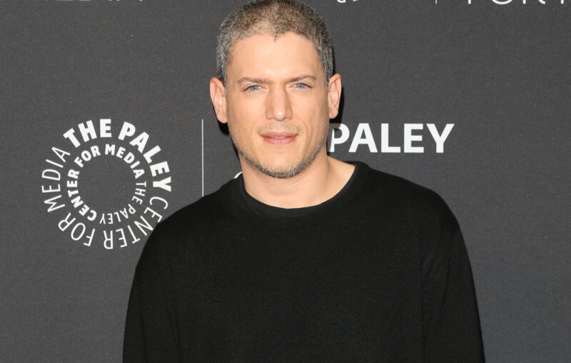 Wentworth Miller of 'Prison Break' Shares his Autism Diagnosis