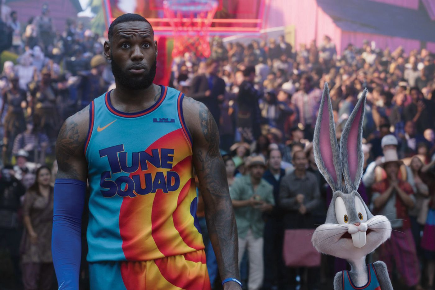 Meet the NBA Stars turned Goon Squad for the New 'Space Jam: A New Legacy'