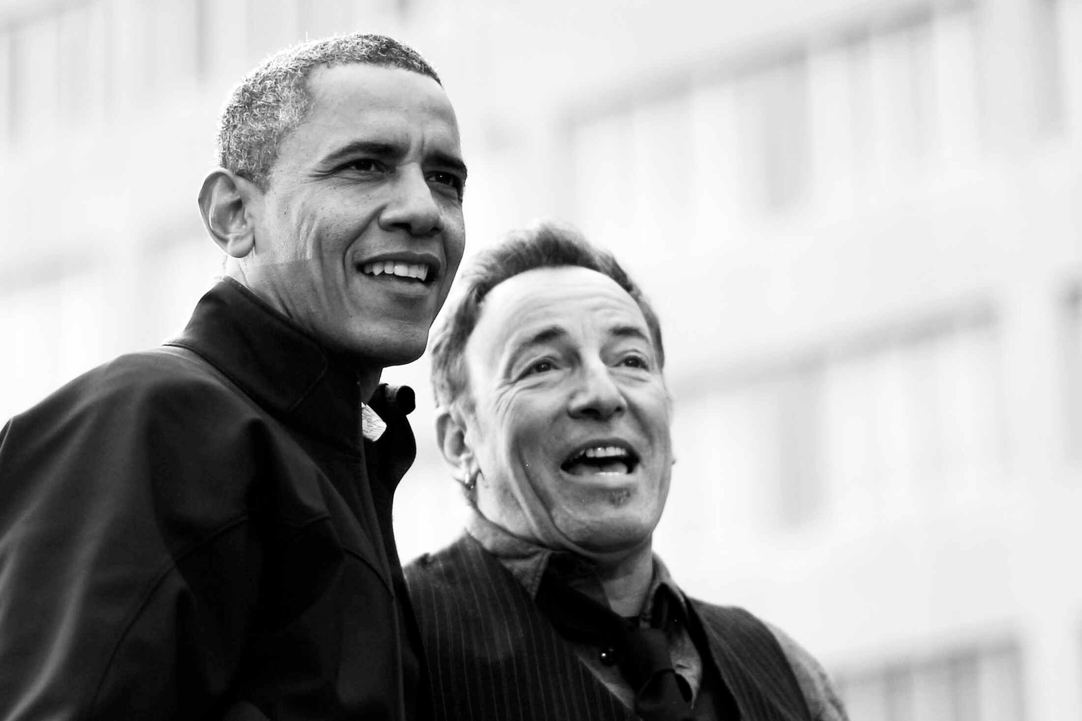 Barack Obama and Bruce Springsteen Co-Author 'Renegades: Born in the U.S.A.'