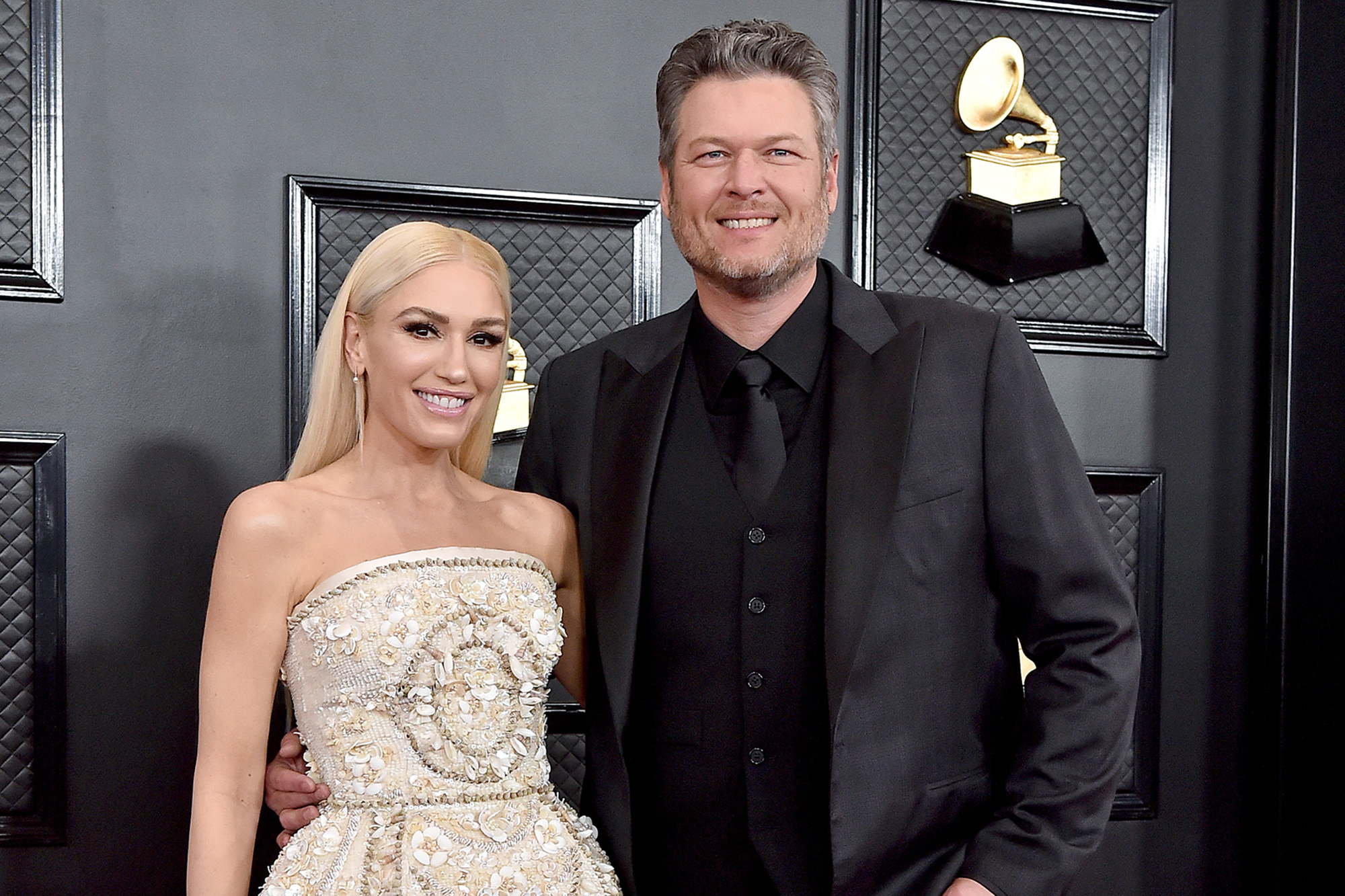 Blake Shelton and Gwen Stefani Announce Their Marriage