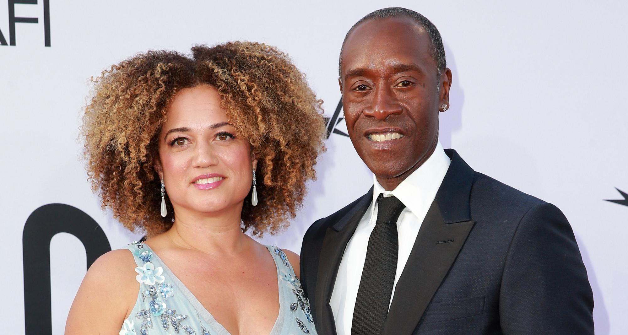 Don Cheadle Reveals He Had a Pandemic Wedding