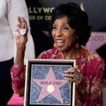 Marla Gibbs Overwhelmed with Excitement at Walk of Fame Unveiling