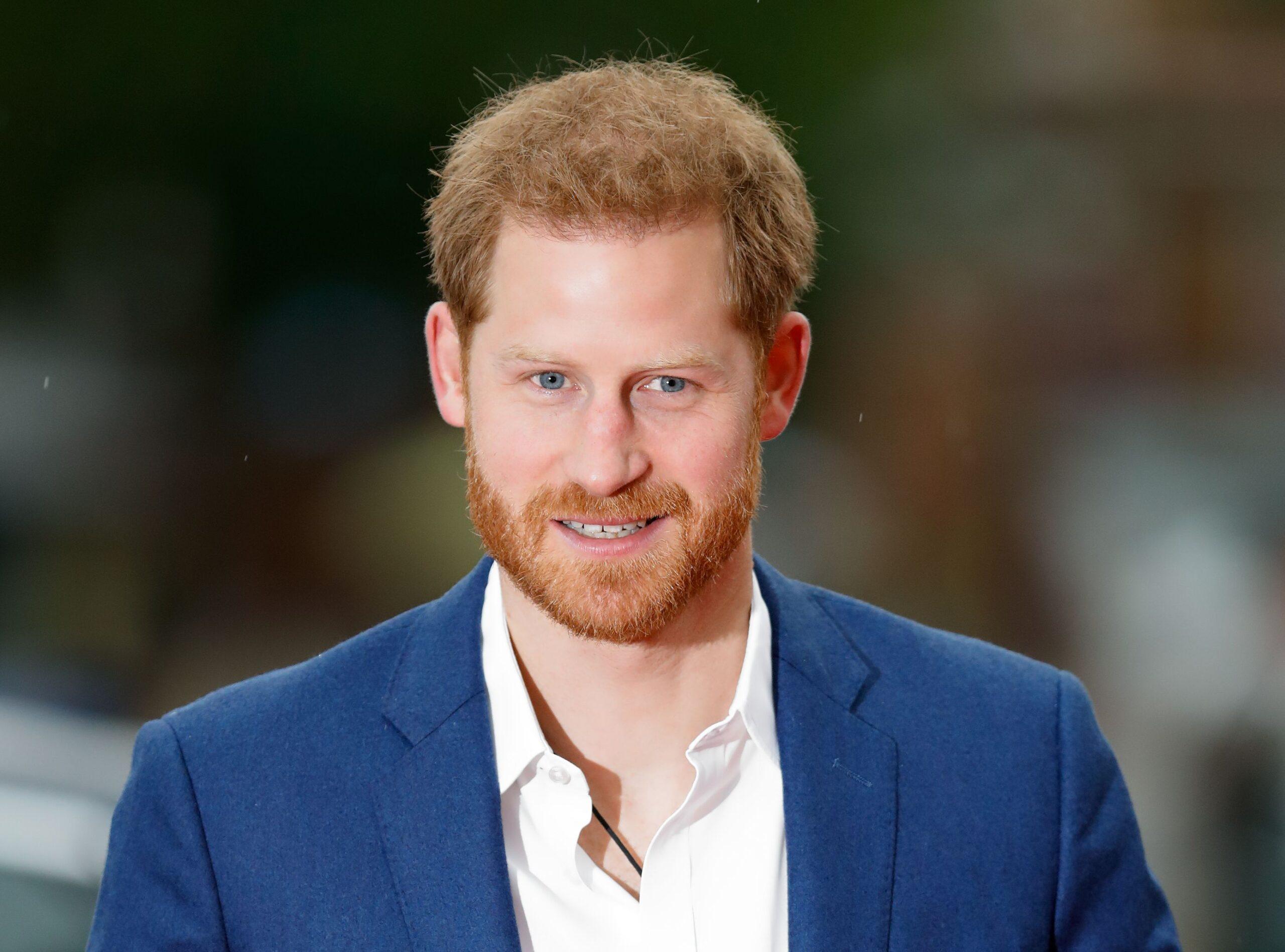 Prince Harry Will Publish a Memoir