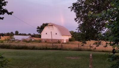 Baker Farmhouse Barn