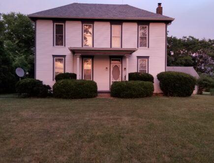 Baker Farmhouse, Sheridan, IN